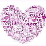 """LOVE heart"" by lucylane"