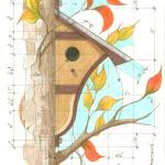 """Birdhaus"" by dalepatton100"