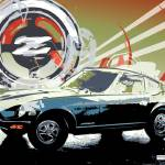 """Fairlady 240 Z"" by getshaped"