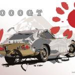 """Toyota 2000 GT"" by getshaped"