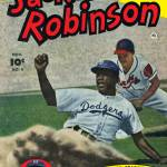 """Jackie Robinson Comics #4"" by BCharlesB"