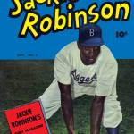 """Jackie Robinson Comics #3"" by BCharlesB"