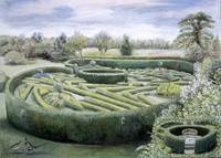 Maze, Les Aix, 2002 (oil on canvas)