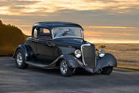 1934 Ford Coupe w/Bra