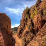 """Top of the Boulder Red Rocks"" by mattsellars"