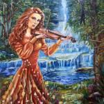 """""""Serenade"""" by ArtlbyYelena"""