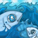 """""""Blue"""" by RenfrewArt"""