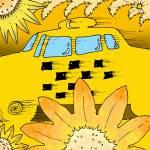 """Yellow"" by RenfrewArt"