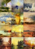 Turner Collage