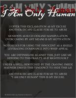 I Am Only Human