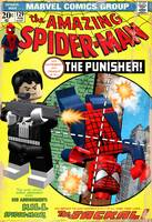 Lego Amazing Spider-Man #129