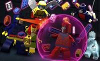 Lego X-Men vs. Magneto
