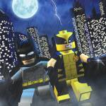 """Lego Batman & Wolverine"" by MichaelNapolitan"