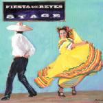 """Dancers on the Fiesta de Reyes Stage"" by RDRiccoboni"