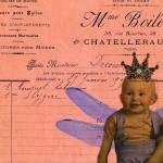 """French Fairy Digtal Art"" by angelandspot"
