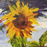 """""""Sunflower"""" by gloriabenedetto"""