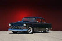 1955 Chevrolet Coupe VII