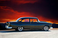 1955 Chevrolet Coupe V