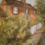 """English cottage"" by goldy"