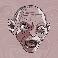 Gollum - Light Brown