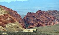 Red Rock West of Las Vegas