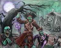 Pirate's Graveyard 2