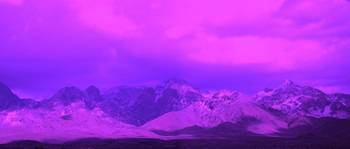 purple mountains majesty