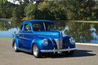 1940 Ford Deluxe Coupe III