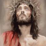 """Jesus"" by MelanieD"