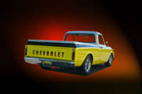1969 Chevrolet C10 Pick-Up Truck I
