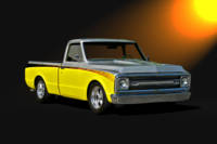 1969 Chevrolet C10 Pick-Up Truck II