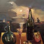 """""""Vintage wine"""" by arlen"""
