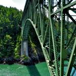 """Deception Pass Bridgespan"" by CaptureLife"