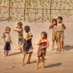 """Children of Laos :)"" by Taylor_Miles"