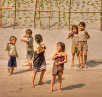 Children of Laos :)