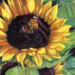 """Sunflower"" by ChichiMiller"
