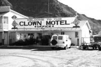 Tonopah, Nevada - Clown Motel