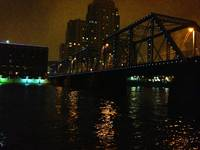 Blue Bridge of Grand Rapids