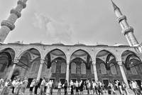 Istanbul Sultan Ahmed Mosque 001