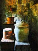 Ginger Jars and Buckets