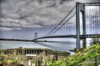 Verrazano Bridge - Fort Wadsworth