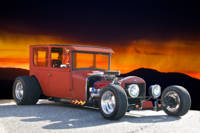 Roll'n Rat Rod
