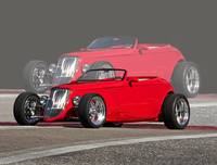Double Vision - 1933 Ford Roadster
