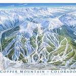 """""""Copper Mountain"""" by jamesniehuesmaps"""