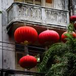 """Chinatown Lanterns Bangkok"" by DuaneBigsby"