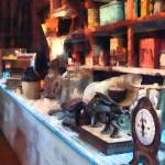 """General Store With Scales"" by susansartgallery"