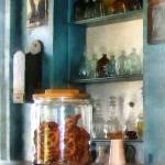 """Big Jar of Pretzels"" by susansartgallery"