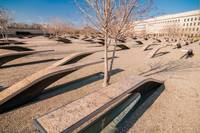 911 Memorial Victims Pentagon Attack in Arlington