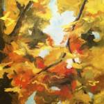 """""""Fiery Autumn"""" by gloriabenedetto"""