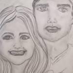"""""""Emma y Christian"""" by janetamerica"""